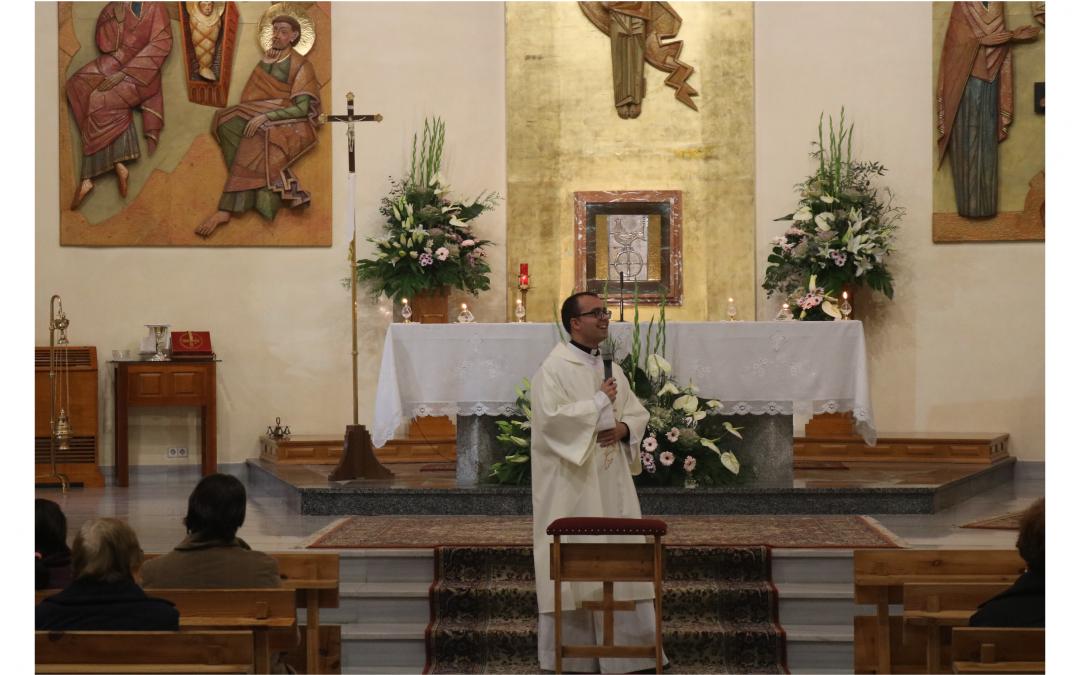 «Seamos luz en medio de nuestro entorno como lo fue San Fulgencio en su rebaño» Joaquín Conesa, primer día del Triduo a San Fulgencio
