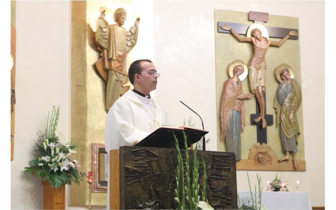 «El Señor nos invita a vivir en la humildad como San Fulgencio» Joaquín Conesa, segundo día del triduo a San Fulgencio