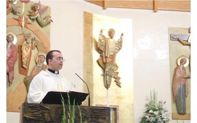 «Debemos preparar el corazón para dejar habitar a Jesús como hizo San Fulgencio» Joaquín Conesa, tercer día del triduo a San Fulgencio