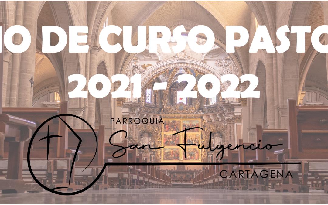 Inicio de curso pastoral 2021 en la parroquia